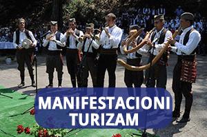 MANIFESTACIONI TURIZAM